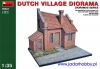 MiniArt 36023 1/35 Dutch Village Diorama