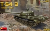 MiniArt 37007 1/35 T-54-3 mod.1951 with interior