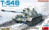 MiniArt 37011 1/35 T-54B (Early Production) Interior Kit