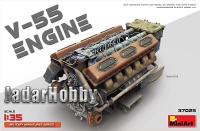 MiniArt 37025 1/35 V-55 Engine