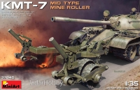 MiniArt 37045 1/35 KMT-7 Mid Type Mine-Roller