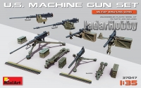 MiniArt 37047 1/35 U.S. Machine Gun Set