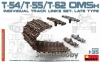 MiniArt 37048 1/35 T-54,T-55,T-62 OMSH Individual Track Links (Late Type)