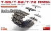 MiniArt 37052 1/35 T-55/T-62/T-72 RMSh Workable Track Links Set.Late Type