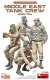 MiniArt 37061 1/35 Middle East Tank Crew, 1960-70s