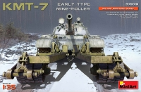 MiniArt 37070 1/35 KMT-7 Early Type Mine-Roller