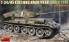 MiniArt 37085 1/35 T-34-85 Czechoslovak Prod. Early Type