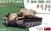 MiniArt 37098 1/35 Egyptian T-34/85 w/crew
