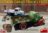 MiniArt 38014 1/35 German Cargo Truck  L1500S