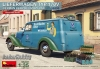 MiniArt 38035 1/35 Lieferwagen Typ 170V German Beer Delivery Car
