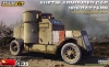 MiniArt 39009 1/35 Austin Armoured Car 1918 Pattern. British Service. Western Front . Interior Kit