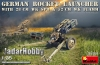 MiniArt 35269 1/35 German Rocket Launcher with 28cm WK Spr & 32cm WK Flamm
