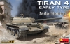 MiniArt 37010 1/35 Tiran 4 Early Type. Interior Kit