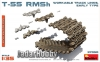 MiniArt 37050 1/35 T-55 RMSh Workable Track Links. Early Type