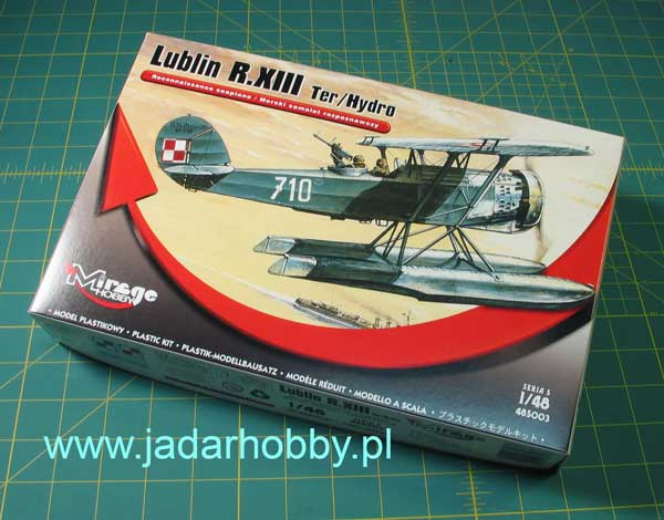 Mirage Lublin R-XIII Ter/Hydro