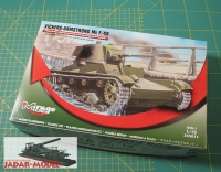 Mirage 355011 VICKERS-ARMSTRONG Mk F/45 (1/35)