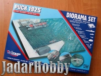 Mirage 401001 1/400 PUCK 1925 Port wojenny / Naval Base DIORAMA SET