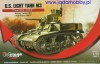 "Mirage 726073 U.S. Light Tank M3 ""Tunisia 1943"" (1:72)"