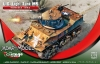 Mirage 726077 U.S. Light Tank M5 'TUNISIA 1942' (1:72)