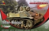 Mirage 726087 1/72 US Light Tank M5A1 (late), Normandy 1944