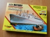 Mirage 850091 1/500 M/S BATORY Passenger-General Cargo Ship