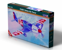 "MisterCraft C-051 1/72 P-51B Mustang ""Swiss Air Force"""