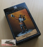 Mmodel 32136 - Knight at Turnament, XIV c. (figurka 54 mm)