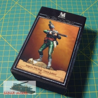 "Mmodel 32141 - Sergeant 95th Regt ""Green Jackets"", 1811 (1/32)"