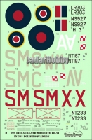ModelMaker Decals D72099 1/72 De Havilland DH-98 Mosquito F.B. Mk. VI in Polish service