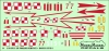 ModelMaker Decals D72129 1/72 Pe-2 in Polish service