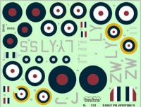 ModelMaker Decals D72132 1/72 Early PR Spitfires