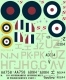ModelMaker Decals D72133 1/72 Supermarine Spitfire Mk V in Polish service part I