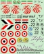 ModelMaker Decals D48064 1/48 MiG-29 Asian Fulcrums part II