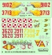 ModelMaker Decals D72081 1/72 Su-22 in Polish service part II