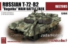 ModelCollect UA72005 1/72 T-72B2 Rogatka Main Battle Tank