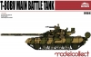 ModelCollect UA72025 1/72 T-80BV Main Battle Tank
