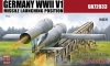 ModelCollect UA72033 1/72 Germany WWII V1 Missile launching position 2 in 1