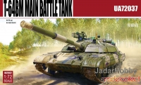 ModelCollect UA72037 1/72 T-64BM Main Battle Tank