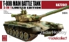 ModelCollect UA72041 1/72 T-80B Main Battle Tank Ultra Ver. 3 in 1, Limited