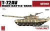 ModelCollect UA72044 1/72 T-72AV Main Battle Tank