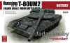 ModelCollect UA72057 1/72 Russian T-80UM2 (Black eagle) Main Battle Tank