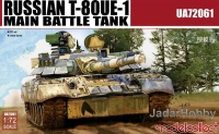 ModelCollect UA72061 1/72 Russian T-80UE-1 Main Battle Tank
