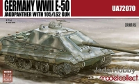 ModelCollect UA72070 1/72 Germany WWII E-50 STUG with 105/L62 gun