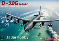 ModelCollect UA72202 1/72 USAF B-52G Stratofortress strategic Bomber