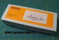 "Modelkrak Mks-J050 1/700 Japanese Destroyer ""Kaba"" 1915"
