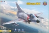 Modelsvit 72061 1/72 Mirage IIIC  all-weather interceptor (6 camos)