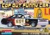 Monogram 85-4093 1/24 Plymouth Duster Cop Out®
