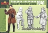 MSD 35016 1/35 Russian national Guard 1941