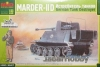 MSD 3547 1/35 Marder-II D German Tank Destroyer