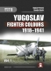Mushroom White 9141 - Yugoslav Fighter Colours 1918-1941. Volume 1
